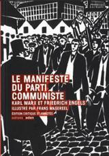 Le manifeste du parti communiste illustré par Frans Masereel