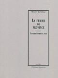 La femme de province
