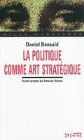 La politque comme art stratégique