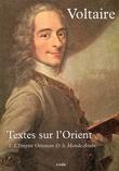 Textes sur l´Orient. Volume 1