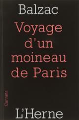 Voyage d´un moineau de Paris