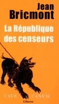 La république des censeurs