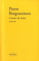 Carnet de notes 2001-2010