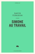 Simone au travail - Turgeon, David