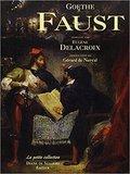 Faust de Goethe. Ilustré par Eugène Delacroix.