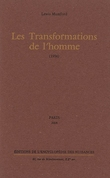 Les transformations de l´homme: 1956