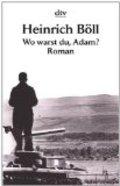 Wo warst du Adam?