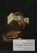 Doctrina pueril-Was kinder wissen mussen