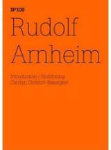 Documenta (13) nº 100. Rudolf Arnheim