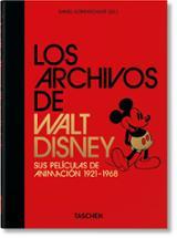 Los archivos de Walt Disney - AAVV