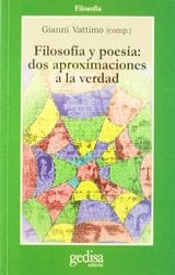 Filosofía y poesía - Zambrano, María