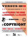 Versus 10. Contra el copyright
