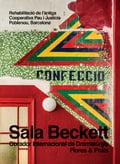 Sala Beckett. Obrador internacional de dramaturgia