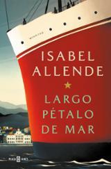 Largo pétalo de mar - Allende, Isabel