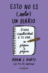 Esto no es (sólo) un diario, en morado - Kurtz, Adam J.