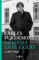 La lucha en el exilio - Puigdemont, Carles