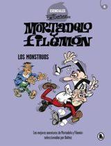 Mortadelo y Filemón. Los monstruos (Esenciales Ibáñez) - Ibáñez, Francisco