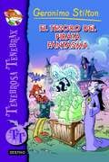 Tenebrosa Tenebrax 3. El tesoro del pirata fantasma