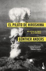 El piloto de Hiroshima (bolsillo) - Anders, Günter