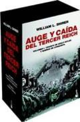 Auge y caída del Tercer Reich (2 Vol.) - Shirer, William l.