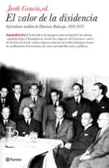 El valor de la disidencia: Epistolario inédito de Dionisio Ridrue