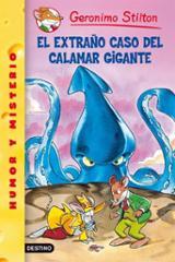 Geronimo Stilton 31. El extraño caso del calamar gigante