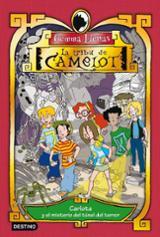 La tribu de Camelot 3. Carlota y el misterio del túnel del terror