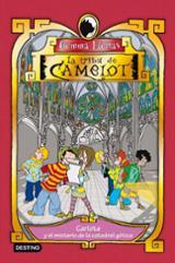 La tribu de Camelot 4. Carlota y el misterio de la catedral gótic