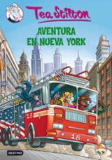 Tea Stilton 6. Aventura en Nueva York