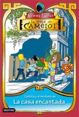 La tribu de Camelot 5. Carlota y la casa encantada