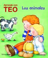 Aprende con Teo. Los animales