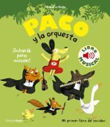 Paco y la orquesta. Libro musical - Le Huche, Magali