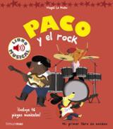 Paco y el rock. Libro musical - Le Huche, Magali