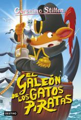 GS 8N. El galeón de los gatos piratas