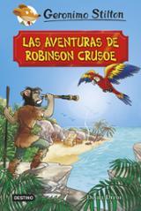 GS. Grandes historias. Las aventuras de Robinson Crusoe