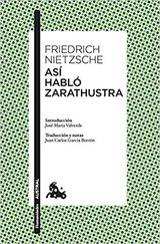Así habló Zarathustra - Nietzsche, Friedrich