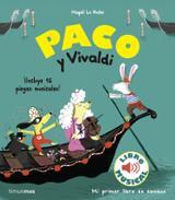 Paco y Vivaldi. Libro musical - Le Huche, Magali