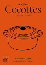 Cocottes. Cazuelas y cacerolas - Pérez, Paco