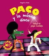 Paco y la música disco. Libro musical - AAVV
