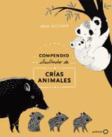 Compendio ilustrado de animales y sus crías - Säfström, Maja