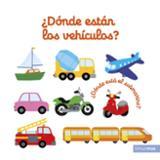 ¿Dónde están los vehículos? - Choux, Nathalie