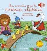 Mis animales de la música clásica - Cordier, Severine