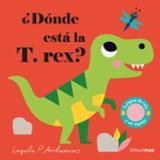 ¿Dónde está la T Rex?