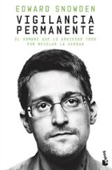 Vigilancia permanente - Snowden, Edward
