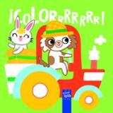 El tractor ¡Colorrrrrrr!