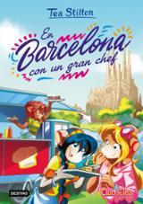 En Barcelona con un gran chef