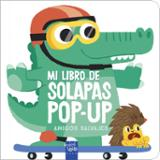 Mi libro de solapas Pop-up. Amigos salvajes - Yoyo Books