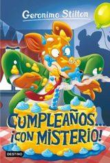 Cumpleaños... ¡con misterio!