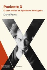 Paciente X - Peace, David