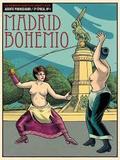Madrid Bohemio - Agente Provocador